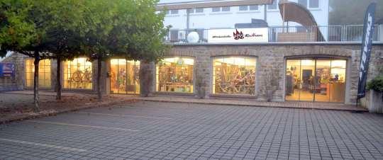Michelstädter Radhaus Außenansicht Frankfurter Straße 37