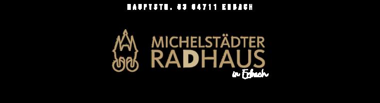 Logo von Michelstädter Radhaus